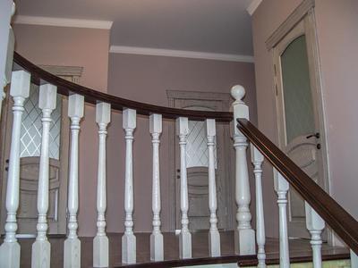 Высота перил - на улице, в доме, балконе, лестнице
