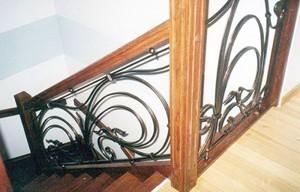 Элементы лестниц по стандарту