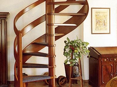 Лестница габариты в плане
