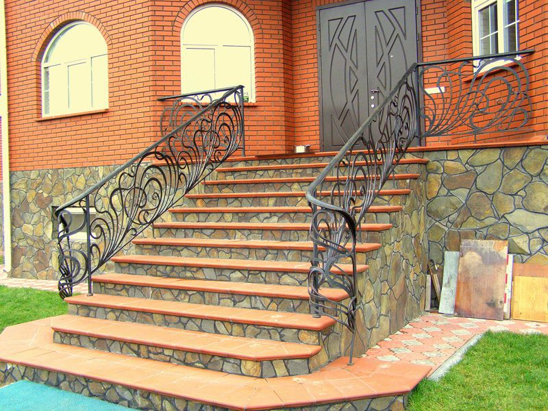Сделать лестницу в домашних условиях