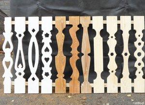 Как сделать балясины из дерева своими руками: выбор материала, изготовление круглых балясин и их установка