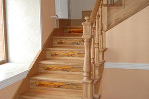Конструкции лестниц для дачи, загородного дома - Лестница