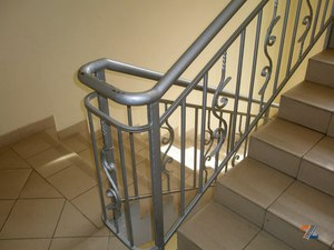 Алюминиевые перла для лестниц