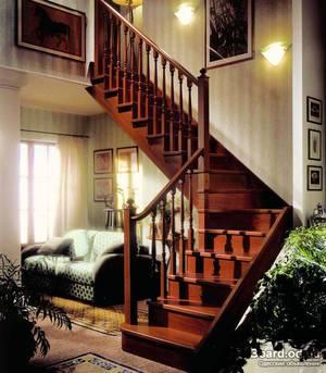 Материал для строительства лестниц