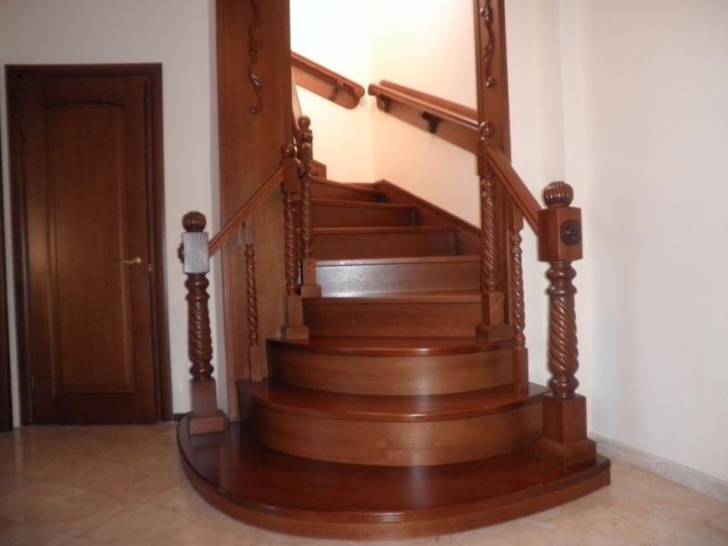 Лестница на второй этаж своими руками 45 градусов фото 788