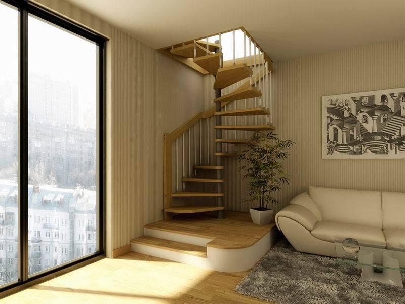 Лестницы интерьер фото