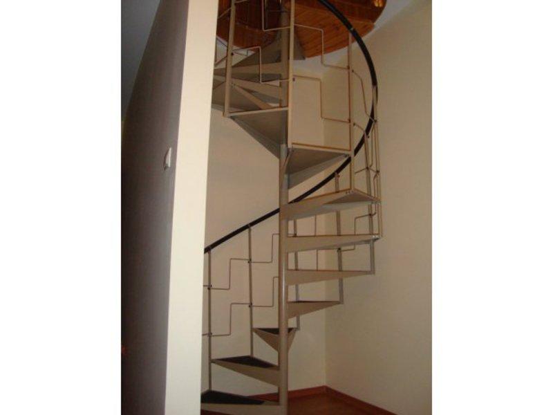 Ступенек деревянной лестницы