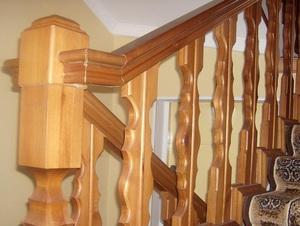 Перила для лестницы: видео с бетонными, поручни и
