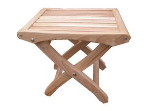 Самодельный складной стул