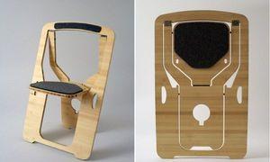 Стильный складной стул