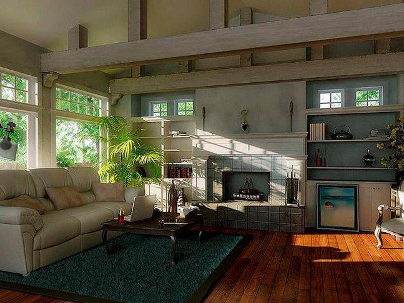 Интерьеры гостиной в загородном доме фото