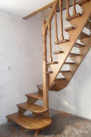 Лестница «гусиный шаг»: строительство своими руками и фото готовых конструкций
