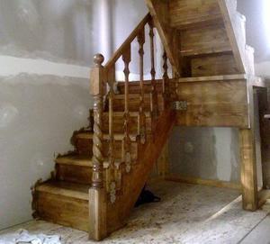 Лестница на мансарду (38 фото) 5
