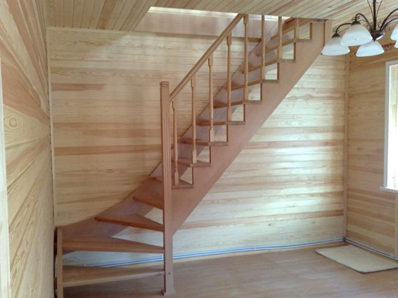 Ламинат на лестницу своими руками 66