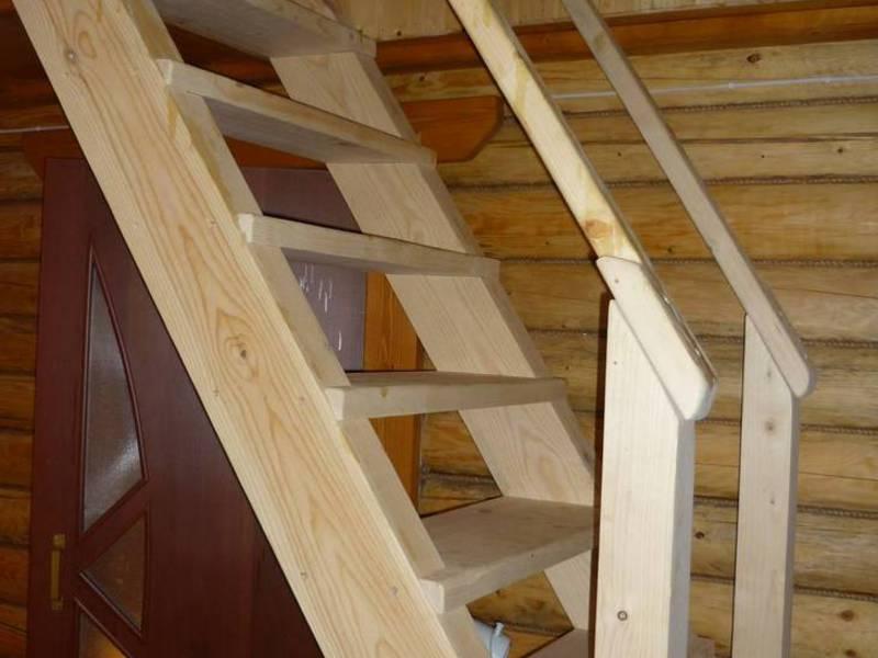 Дачные лестницы своими руками 2
