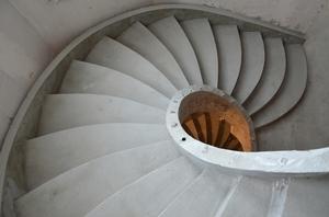 Проектирование и строительство винтовой бетонной лестницы