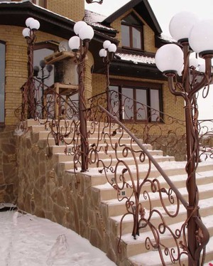 Лестницы из бетона - надежны и долговечны