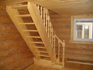 С чего начать изготовление лестниц