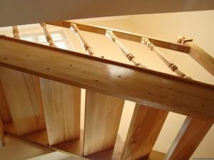 Поэтапное описание строительства лестниц